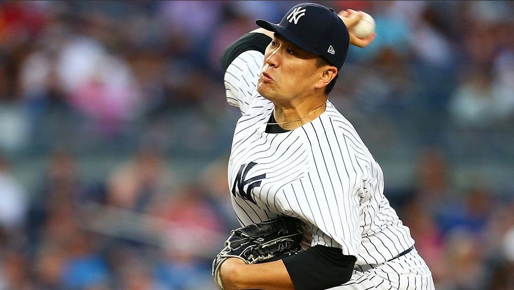 Tanaka brilha e Yankees vencem Rays