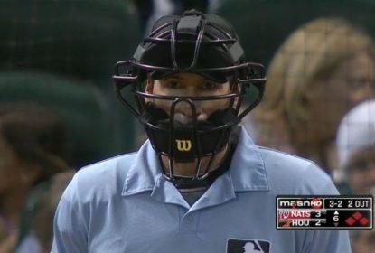 Árbitro processa MLB por discriminação racial e perseguição profissional - The Playoffs