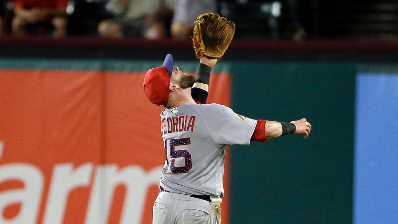 Pedroia faz grande defesa e Red Sox vencem na 11ª