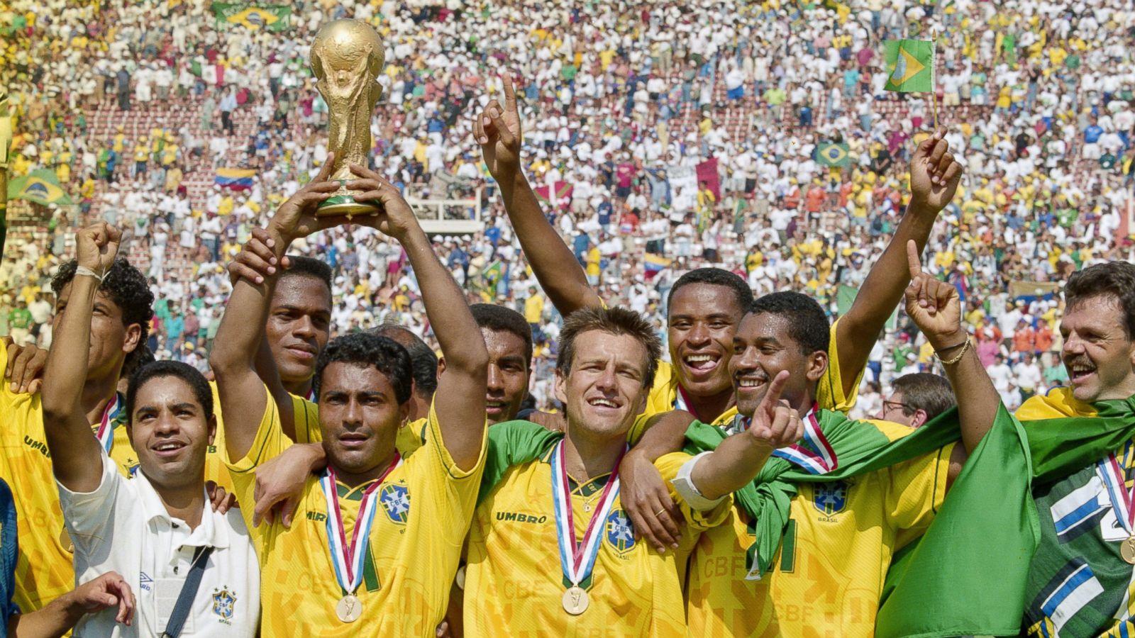Copa 1994  os palcos do tetra do Brasil e seus destinos b46293cef5a60