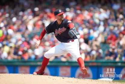 Corey Kluber domina e Indians batem os Blue Jays - The Playoffs