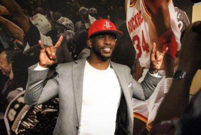 Motivação, vitórias e James Harden: a chegada de Chris Paul aos Rockets - The Playoffs