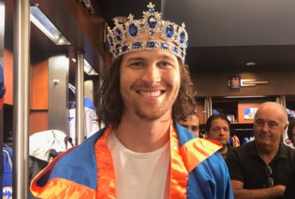Jacob deGrom dá show e Mets vencem Phillies - The Playoffs