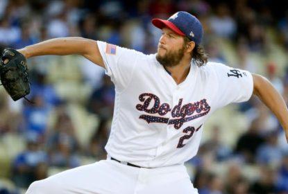 Clayton Kershaw faz grande exibição e Dodgers superam Diamondbacks - The Playoffs