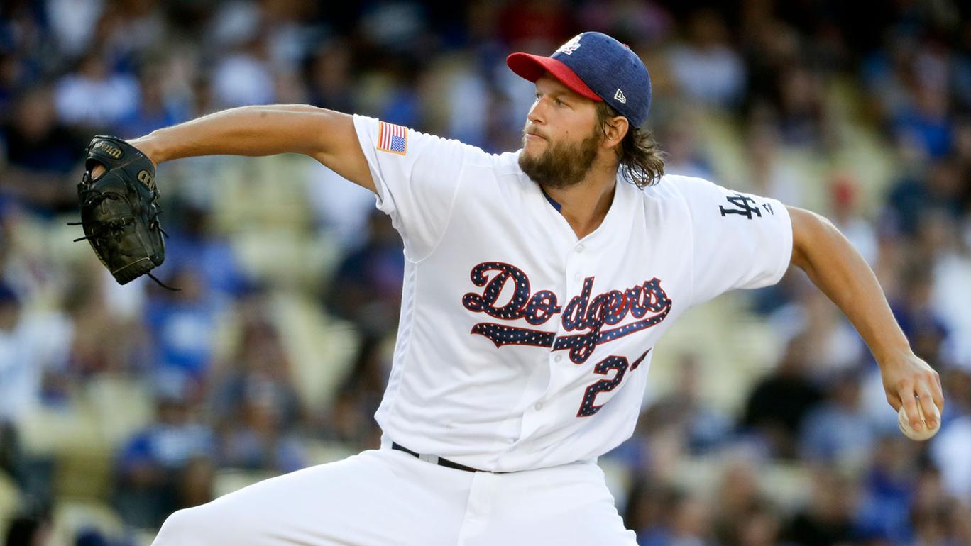 Clayton Kershaw tem excelente exibição e Dodgers superam Diamondbacks
