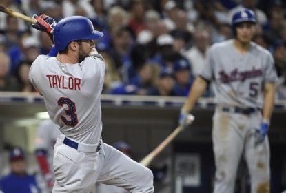 Rich Hill e ataque dos Dodgers brilham em vitória contra Padres - The Playoffs
