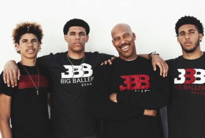 LaVar Ball volta a questionar ajuda de Donald Trump a filho preso na China - The Playoffs