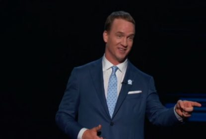 Peyton Manning declara apoio a Butch Jones, técnico de Tennessee - The Playoffs
