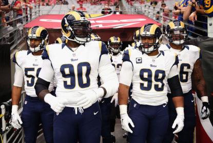 Renovar contrato de Aaron Donald não é a prioridade dos Rams, diz GM - The Playoffs