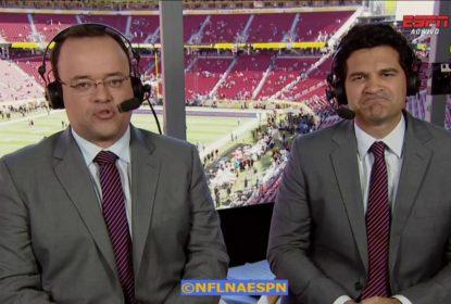 [EXCLUSIVO] ESPN terá jogos de domingo à tarde da NFL em 2017; final da NFC e TNF em negociação - The Playoffs