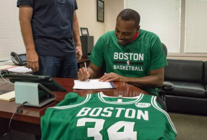 Paul Pierce retorna aos Celtics com contrato de 1 dia para encerrar a carreira - The Playoffs