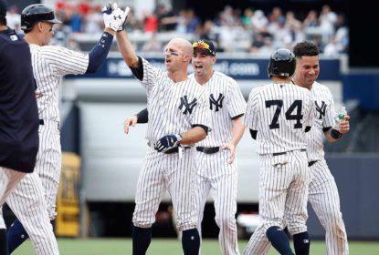 Yankees derrotam Rays, com rebatida de walk-off para Brett Gardner - The Playoffs