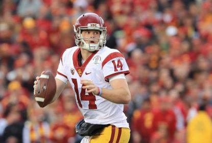 Sam Darnold nega rumor que continuará em USC para evitar escolha dos Browns - The Playoffs