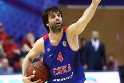 Agora nos Clippers, Milos Teodosic não jogará EuroBasket - The Playoffs