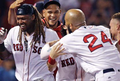 Red Sox superam maratona de 15 entradas e vencem Blue Jays - The Playoffs