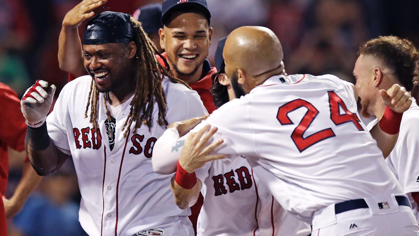 Red Sox superam maratona de 15 entradas e vencem Blue Jays