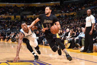 Tyler Ennis jogará mais uma temporada no Los Angeles Lakers - The Playoffs