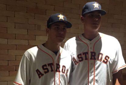 No 1º dia da 'janela internacional', brasileiros Tokar e Coutinho assinam com Astros - The Playoffs