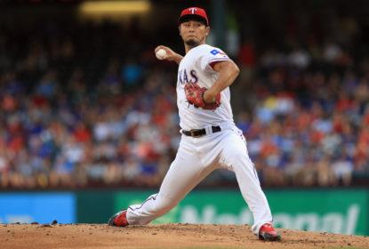 Dodgers acertam troca com Rangers e levam Yu Darvish - The Playoffs