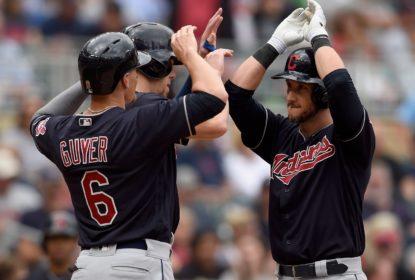 Indians vencem Twins com show de Yan Gomes - The Playoffs