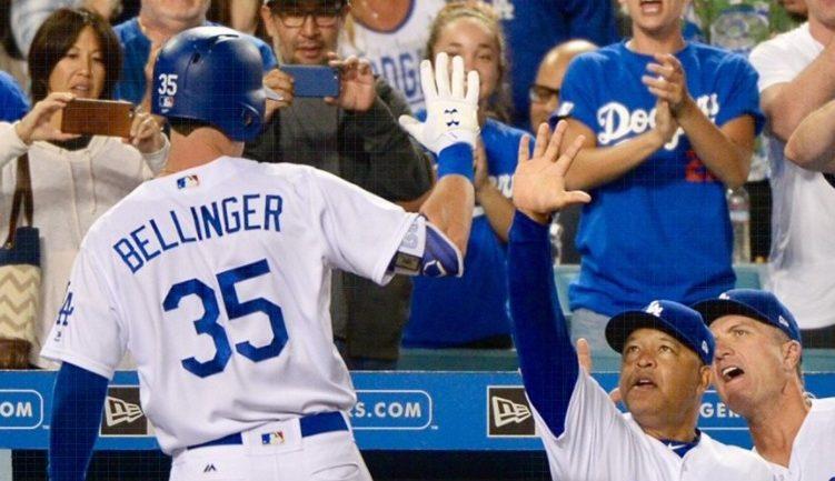 Cody Bellinger chega a 34 home runs no ano e Dodgers vencem Padres