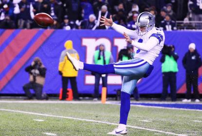 Dallas Cowboys renova por mais 4 anos com punter Chris Jones - The Playoffs