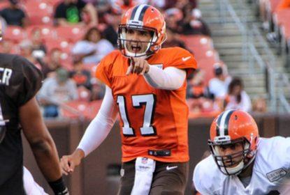 Brock Osweiler será quarterback titular no próximo jogo do Cleveland Browns - The Playoffs