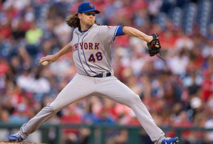 Jacob deGrom não está otimista sobre renovação com os Mets - The Playoffs