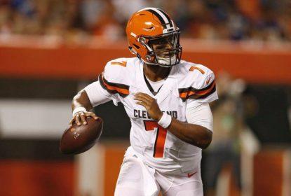 DeShone Kizer será o quarterback titular dos Browns na Semana 7 contra os Titans - The Playoffs