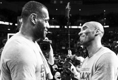 LeBron James manda recado para Kobe Bryant dias depois de levar os Lakers ao 17º título da NBA - The Playoffs