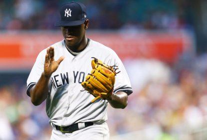 Com lesão no antebraço direito, Luis Severino preocupa Yankees - The Playoffs