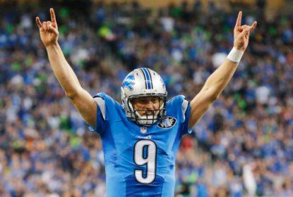 Matthew Stafford demonstra confiança em bom desempenho ofensivo dos Lions - The Playoffs