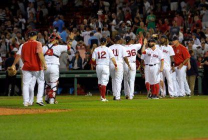 Rafael Devers dá show e Red Sox vencem Cardinals - The Playoffs