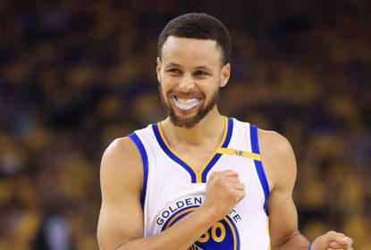 Stephen Curry diz querer ser um Warrior por toda carreira - The Playoffs