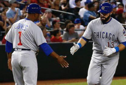 Alex Avila comanda vitória dos Cubs sobre os Diamondbacks - The Playoffs