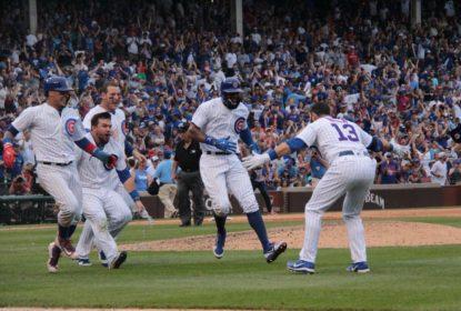 Alex Avila rebate walk-off e completa virada dos Cubs sobre Blue Jays - The Playoffs