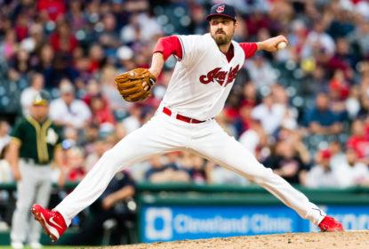 Bullpen é principal fator para campanha irregular dos Indians na MLB - The Playoffs