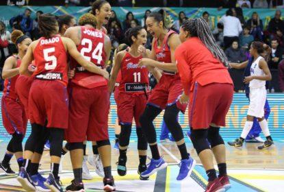 Brasil perde de Porto Rico e não irá para Mundial feminino de basquete em 2018 - The Playoffs
