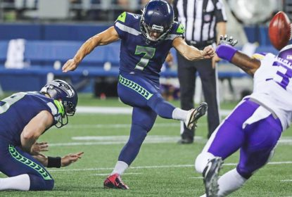 Atlanta Falcons contrata Blair Walsh como novo kicker - The Playoffs