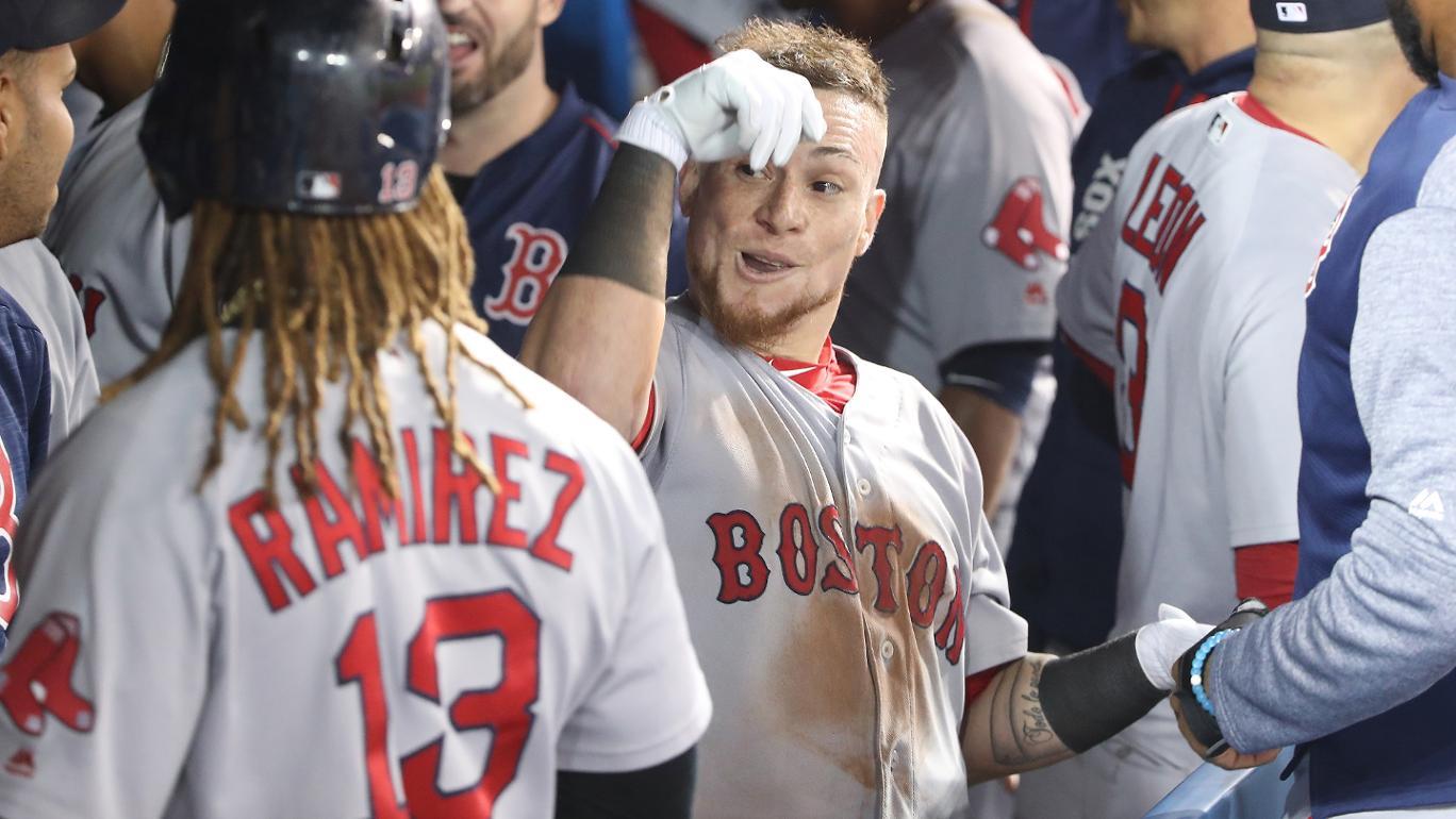 Red Sox encerram sequência negativa e derrotam Blue Jays