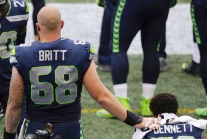 Adesão a protesto e grave lesão ofuscam vitória dos Seahawks sobre os Vikings - The Playoffs