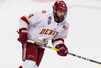 Estrela universitária, Will Butcher decidirá futuro na NHL no próximo domingo - The Playoffs