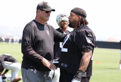 Donald Penn aceita redução salarial e permanece nos Raiders - The Playoffs