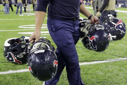 NFL permite uso de capacetes alternativos a partir de 2022 - The Playoffs
