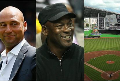 Técnico dos Marlins, Don Mattingly compara: Michael Jordan me lembra Derek Jeter - The Playoffs