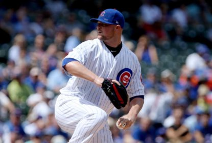Jon Lester será abridor dos Cubs no Opening Day - The Playoffs