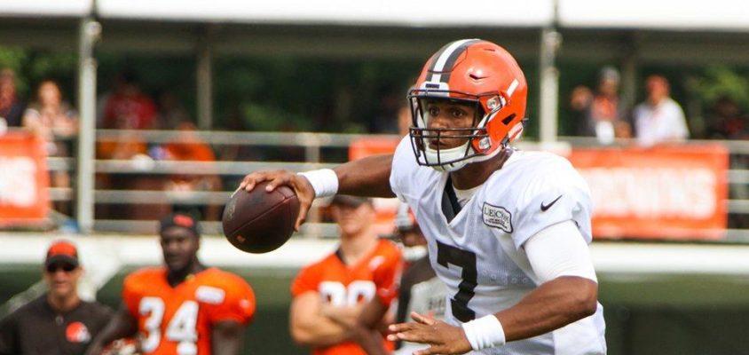 Rookie quarterback DeShone Kizer é um dos destaques do training camp do Cleveland Browns em 2017