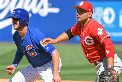 Para Kris Bryant, Joey Votto 'é o melhor jogador da história' do beisebol - The Playoffs