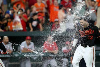 Walk-off grand slam de Manny Machado dá vitória para Orioles sobre Angels - The Playoffs