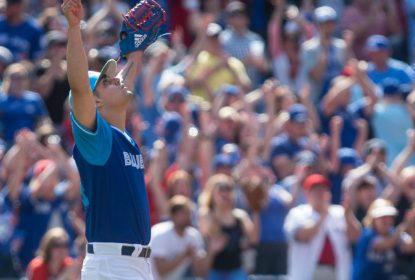 Donaldson e Estrada se destacam em vitória dos Blue Jays contra Twins - The Playoffs